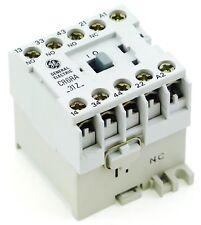 GE Miniature Din Rail Magnetic Contactor CR6RA31ZH 24V AC Coil CS4-31Z-24