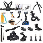 Kits Accessories For Xiaomi Yi Sony AS15 AS30V AS200V AS20 HDR Cam Action Gopro9