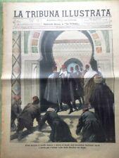 La Tribuna Illustrata 23 Marzo 1924 Proibizionismo Fiera Lipsia Messico Sorel