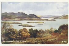 Vintage Postcard - The Narrows, Kyles of Bute - Unposted 2461