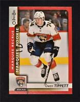 2017-18 UD Upper Deck Series 2 OPC Rookie Update Red Border #642 Owen Tippett