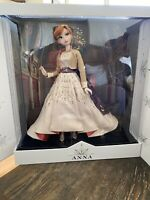 Disney Anna Frozen 2 Collector Doll Limited Ed.  3 Of 1000 Saks Fifth
