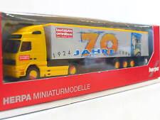 Herpa Volvo Gardinenplanensattelzug 70 Jahre lastauto / omnibus VP (N7512)