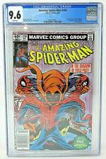 The Amazing Spiderman 238 Marvel Comics CGC Graded 9.6 NM+ 1st Hobgoblin Tattooz