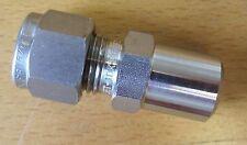 """Ham-Let connecteur mâle 5/16 """"x 1/4"""" raccord en acier soudure St. 768lnss5 / 16x1 / 4"""