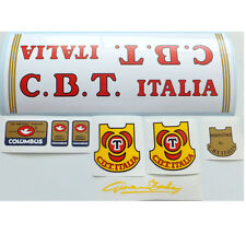 CBT Italia decal set Italian vintage choices!!