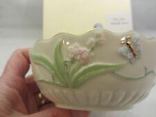 Lenox Fine Porcelain The China Butterfly Bowl Nib (3)