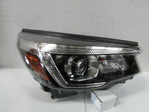 2019 2020 SUBARU FORESTER OEM RIGHT LED HEADLIGHT WITHOUT AFS T1