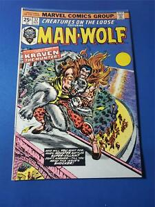 Creatures on the Loose #32 White Pages VG/FN