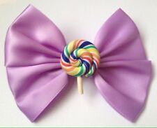 Fairy Kei Lollipop Cabello Moño Candy Sweet Lolita Kawaii Carnaval