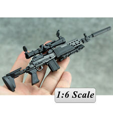 "MK14 MODO Sniper Rifle Weapon Gun For 1/6 Scale12"" Action Figure 1:6 Model Toy"