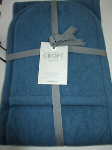 John Lewis Croft Collection Cotton/Linen Oven Glove (NWT)