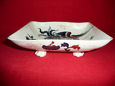 faïence K G Lunéville KELLER & GUERIN 19 e siècle coupe France ceramic pottery