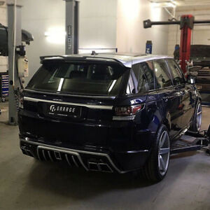Rear roof top spoiler for Land Rover Range Rover Sport 2013-2017 Renegade