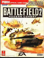 Battlefield 2: Modern Combat (Prima Official Game Guide) PS2 XBOX Xbox 360