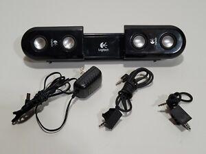 LOGITECH Playgear Amp Speaker Portable Audio System Model S-0179A