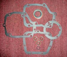 MUNCIE 4 SPEED GASKET SET W/ Shifter Seals Oil Sea & Speedo M20 21 22 WT-297-55