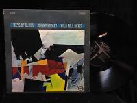 Johnny Hodges/Wild Bill Davis-Mess Of Blues-Verve 8570-STEREO
