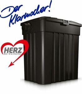 Söll Teichfilter THOR T 10 Filter mit Herz-Technologie Teichaußenfilter bis 8m³