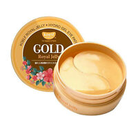 KOELF Gold & Royal Jelly Hydrogel Eye Patch 1.4g*60pcs