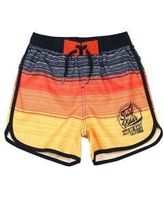 LOSAN Boys Striped Swimshorts, Sizes 8-16