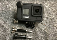 GoPro Hero 8 Media Mod Extended Stainless Steel XL Thumb Screw Easy Disassembly