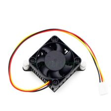 Aluminium Heatsink Cooler w/40mm Fan For Northbridge Chipset Mounting 60mm Black