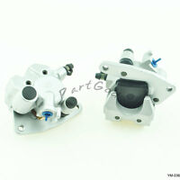 new Front Brake Caliper Set For YAMAHA GRIZZLY 600 YFM600F 1998-2002 ea