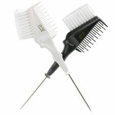 10 Pc Hair Comb Salon Brush Styling Hairdressing Plastic Rat Tail Comb Tool Set
