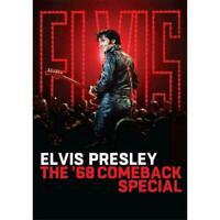 ELVIS PRESLEY The '68 Comeback Special DVD BRAND NEW NTSC Region ALL
