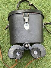 Vintage SWIFT Minerva Marine Hunting 6x30 BINOCULARS Optics Good View