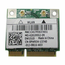 PCI-E DW1510 BCM94322HM8L Mini Dual Band 300M Wireless Card For Dell E5500 E4200