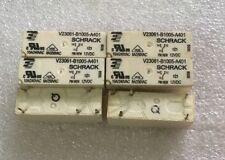 V23061-B1005-A401 Power Relay 10A 12VDC 5 Pins x 10pcs