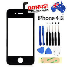 OZ Best Digitizer Touch Glass Replacement Screen For Apple iPhone 4S iPhone 4