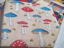 Fairy Forest mushroom fungi Cross Stitch Chart - Floss & Mischief
