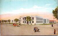 1910 Oakland The Technical School California Postcard AN