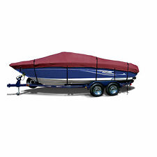 Sea Doo Utopia 185 Trailerable Bowrider Jet Boat Cover 01-05 Maroon /Burgunday