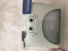 My Neighbor Totoro Light Green Wallet Coin Purse - BRAND NEW