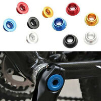 Fad Anodized Arm Fixing Bolt Bike Bicycle Crank Chainset Screw Axi For ShimanoCR