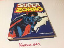 DISNEY SUPER ZORRO FUMETTI MONDADORI 1° ED. GIUGNO 1979