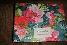 "VERA BRADLEY BOXED THANK YOU NOTECARD SET ""TEXTURED ROSE VIOLET"" 10 CARDS+ENV."