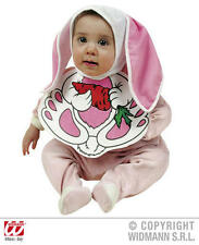 Baby Bunny Bonnet And Bib Easter Bunny Rabbit Fancy Dress Costume