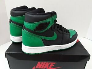 Nike Air Jordan 1 Retro High OG Pine Green 2.0 - Size US Men's 9.5 (555088-030)