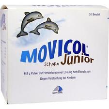 MOVICOL Junior Schoko Pulver z.Herst.e.Lsg.z.Ein. 30X6.9g PZN 9086865