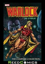 WARLOCK BY JIM STARLIN COMPLETE COLLECTION GRAPHIC NOVEL (328 Pages) Paperback