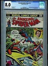 Amazing Spider-man #117 CGC 8.0 VF 1973 Marvel K26 Amricons