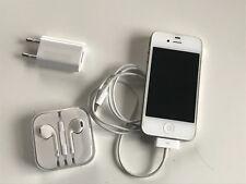 Apple iPhone 4s - 16GB - Weiß (Vodafone) A1387 (CDMA   GSM)