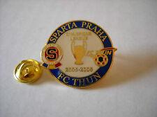a3 THUN - SPARTA PRAHA cup uefa champions league 2006 spilla football pins