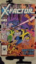 X-Factor #1 NM/9.4 1985 Marvel Comics