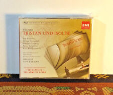 Wagner, Tristan Und Isolde, 4 x CD Set 2011, Opera Classical NEW SEALED (E.U.)